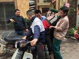 Mới- nóng - Clip: Thêm một người bị dập nát bàn tay sau vụ nổ lớn ở Bắc Ninh