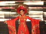 Giải trí - Hoa hậu Hòa bình Thế giới 2017: Huyền My xuất sắc vươn lên dẫn đầu bình chọn