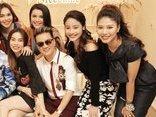 Sự kiện - Mr. Đàm, Hà Hồ đến chúc mừng 'phù thủy' Thu Trang lên chức bà chủ
