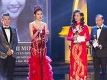 Sự kiện - Phan Thị Mơ đoạt giải Nữ diễn viên truyền hình được yêu thích nhất năm 2017