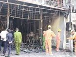 An ninh - Hình sự - Đầu năm, liên tiếp xảy ra các vụ hỏa hoạn gây thiệt hại lớn