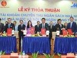 Tài chính - Ngân hàng - Kho bạc nhà nước Hà Nội và MB ký hợp tác song phương