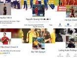 Cuộc sống số - Facebook nhiều cầu thủ U23 Việt Nam có dấu tick xanh