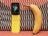 Sản phẩm - Nokia 8110 Banana và sự trở lại siêu bất ngờ tại MWC 2018