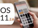 Thủ thuật - Tiện ích - Người dùng đã hết đường hạ cấp từ iOS 11.2.6 xuống bản thấp hơn