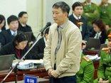 """Xã hội - Trịnh Xuân Thanh phủ nhận khoản tiền """"đối ngoại"""" là bài học cho nhiều người"""