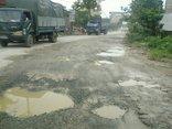 Xã hội - Hưng Yên: Lái xe tránh BOT Quốc lộ 5, nhiều tỉnh lộ bị 'băm nát'