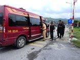 Pháp luật - Quảng Ninh: Công an liên tục tuần tra, truy lùng 2 tử tù trốn trại