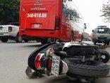 Tin nhanh - Hải Dương: Tai nạn nghiêm trọng, một người tử vong tại chỗ