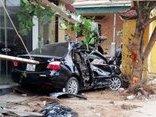 Xã hội - Người phụ nữ bị ô tô đâm tử vong khi đi giao bánh chưng