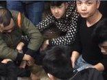 An ninh - Hình sự - Phát hiện 15 công nhân tổ chức đánh bạc trong xưởng nhuộm