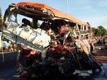 Pháp luật - Phiên tòa giả định: Xử vụ xe khách bị xe 'tử thần' đụng, 13 người tử vong