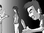 Pháp luật - Phiên tòa giả định: Vợ đứng nhìn người tình sát hại chồng rồi phi tang xác