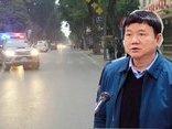 An ninh - Hình sự - Clip: Đoàn xe dẫn giải ông Đinh La Thăng, Trịnh Xuân Thanh tới tòa nghe tuyên án