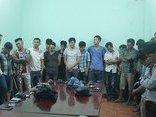 An ninh - Hình sự - Băng nhóm giang hồ hỗn chiến ở Biên Hòa: Tạm giữ hàng chục đối tượng