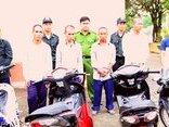 An ninh - Hình sự - Tây Ninh: Bắt băng nhóm trộm cắp liên tỉnh