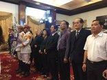 Chính trị - Đoàn đại biểu Hội Luật gia Việt Nam đến viếng cố Thủ tướng Phan Văn Khải
