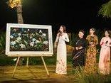 Giải trí - Tin tức giải trí đáng chú ý: Hoa hậu Đại dương đấu giá áo dài gây quỹ từ thiện