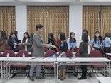 Dân sinh - CLB Lễ tân Ngoại giao: Bí quyết để thành công