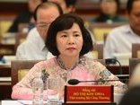 Chính trị - Xã hội - Ủy ban Kiểm tra Trung ương: Xem xét miễn nhiệm các chức vụ của bà Hồ Thị Kim Thoa