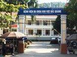 Chính trị - Xã hội - Hà Giang: Bé trai hơn 2 tháng tuổi tử vong bất thường sau điều trị vàng da