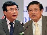 Chính trị - Xã hội - Chân dung 2 tân Ủy viên Ban Bí thư Trung ương Đảng cùng quê Nghệ An