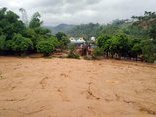 Xã hội - Hòa Bình: Lũ quét, khoảng 20 người mất tích ở Đà Bắc