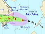 Tin tức - Chính trị - Thủ tướng ra Công điện chỉ đạo ứng phó khẩn cấp bão số 14 và mưa lũ