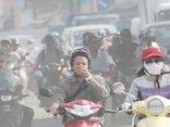 Các bệnh - Báo động ô nhiễm không khí tại Hà Nội có hại cho sức khoẻ