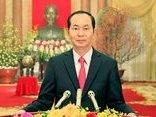 Tin tức - Chính trị - Chủ tịch nước Trần Đại Quang chúc Tết, Xuân Mậu Tuất - 2018