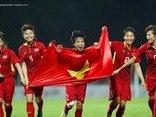 Bóng đá Việt Nam - 5 sự kiện thể thao nổi bật của Việt Nam năm 2017