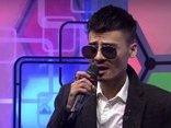 Giải trí - Clip: Hiện tượng mạng Hoa Vinh bất ngờ hát live trên sóng VTV