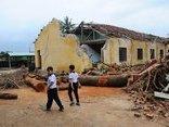 Giáo dục - Ám ảnh ánh mắt học sinh ngơ ngác đến trường sau bão số 12