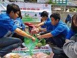 Giáo dục - Hà Nội: Sinh viên chung tay 'giải cứu' hàng tấn nông sản