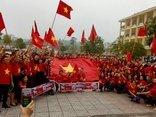 Bóng đá Việt Nam - Sức nóng hừng hực của người dân miền Trung trước chung kết U23 Châu Á