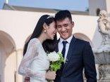 Giải trí -  Thủy Tiên – Công Vinh tái hiện đám cưới ngọt ngào trong MV mới