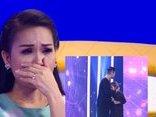 Giải trí - Cẩm Ly giàn giụa nước mắt vì hai anh em mồ côi mẹ