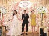 Ngôi sao - Đám cưới ấm cúng của Tố Ny và chồng phi công