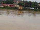 Chính trị - Xã hội - Thanh Hóa: Nước sông Bưởi dâng cao vượt ngưỡng lịch sử