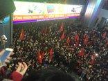 Mới- nóng -  Video: Thành Vinh thất thủ trong giờ đón các tuyển thủ U23 Việt Nam về quê