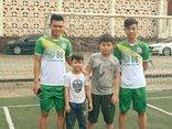 Thể thao - Sao U23 Việt Nam so tài trên sân phủi trong trận đấu từ thiện