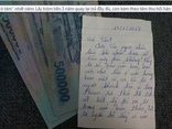 Cộng đồng mạng - Tên trộm có 'tâm' nhất năm: Viết tâm thư, trả lại tiền cho khổ chủ sau... 3 năm