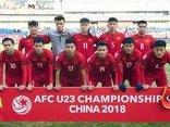 Bóng đá Việt Nam - Những khoảnh khắc cảm xúc nhất trận U23 Việt Nam - U23 Uzbekistan