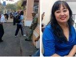 Cộng đồng mạng - Tiết lộ từ người quay clip HS THPT Lê Hồng Phong cúi đầu chào bác bảo vệ