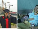 Cộng đồng mạng - Xót xa cựu nữ sinh xinh xắn ĐH Luật HN chỉ còn nặng khoảng 30kg