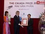 Văn hoá - Nhà thơ Mai Văn Phấn: Tôi bất ngờ khi được báo đoạt giải Cikada