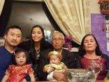 Gia đình - Tết xa xứ bên kia bán cầu: Phút Giao thừa lặng lẽ