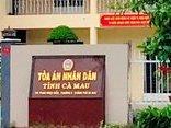 Hồ sơ điều tra - Nguyên Thẩm phán đánh phụ nữ ở Cà Mau bị cảnh cáo về mặt Đảng