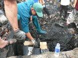 Tin nhanh - Cận cảnh đám cháy ở chợ Chà Là gần Tết, 2 vợ chồng thiệt mạng