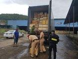 Tin nhanh - Quảng Ninh: Bắt giữ 25 tấn hải sản không rõ nguồn gốc